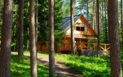 Can I Finance a Log Cabin?